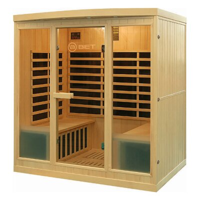 Infrared Sauna BIET Luxury 4.0
