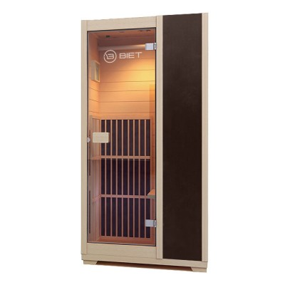 Infrared Sauna BIET Pure 1.0 Brown