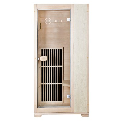 Infrared Sauna BIET Pure 1.0 Natural