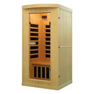 Infrared Sauna BIET Luxury 1.0