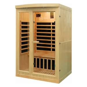 Infrared Sauna BIET Luxury 2.0