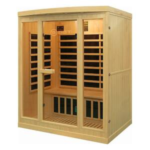 Infrared Sauna BIET Luxury 3.0